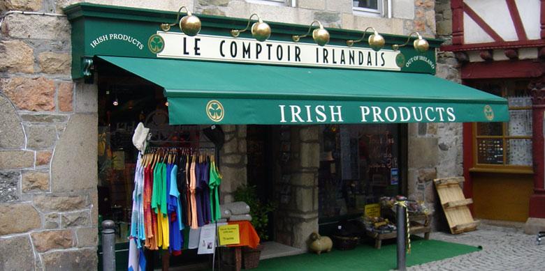Le Comptoir Irlandais de Paimpol
