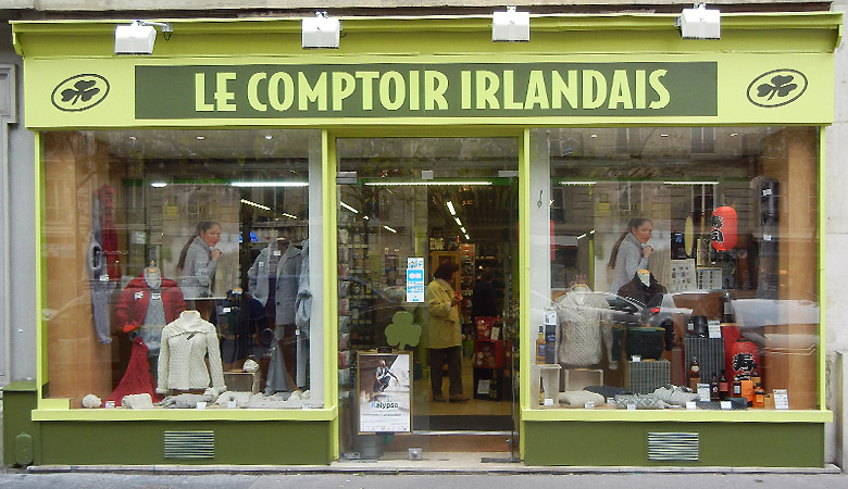 paris 11e le comptoir irlandais. Black Bedroom Furniture Sets. Home Design Ideas