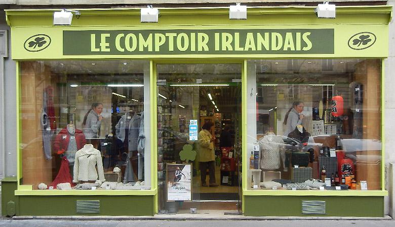 Le Comptoir Irlandais de Paris 11e arrondissement