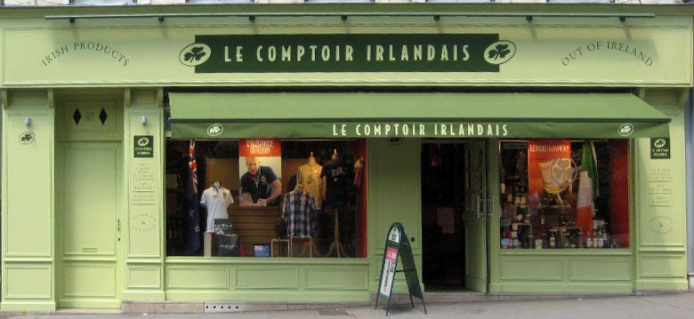 Le Comptoir Irlandais de Rouen