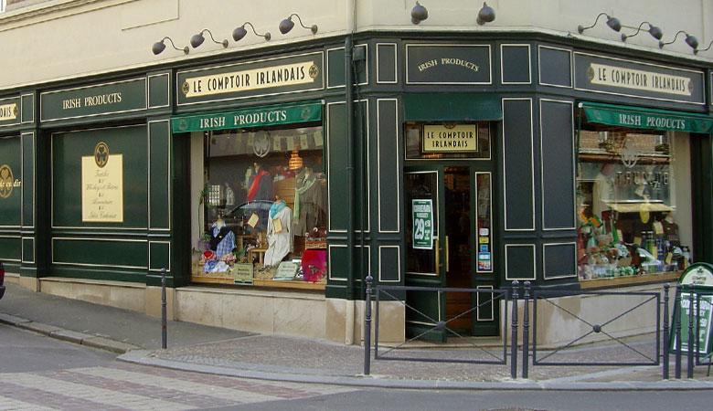 Le Comptoir Irlandais de Saint-Quentin