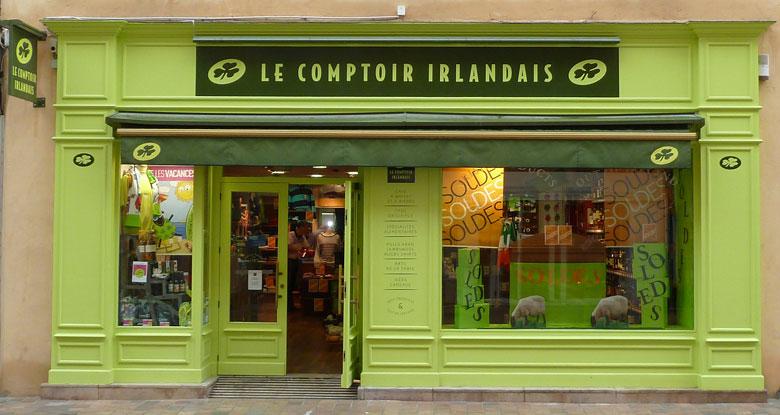 Le Comptoir Irlandais de Toulon