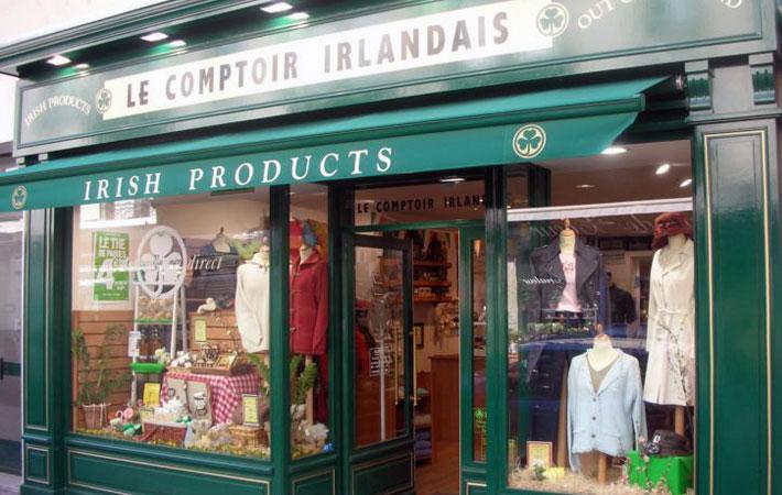 Le Comptoir Irlandais de Tours