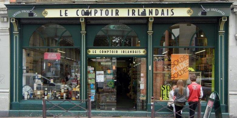 Lille le comptoir irlandais - Le comptoir industriel lille ...
