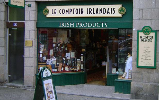 Le Comptoir Irlandais de Morlaix