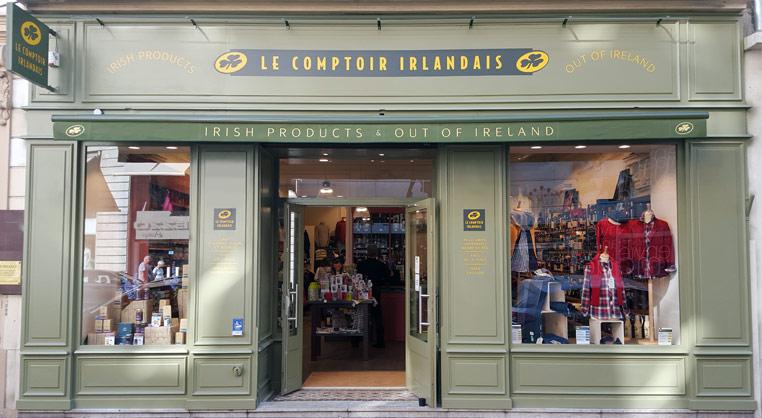 Le Comptoir Irlandais de Nice
