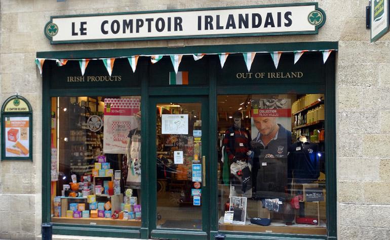 Le Comptoir Irlandais de Bordeaux