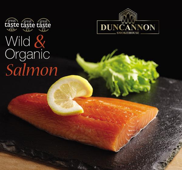 Duncannon Saumon bio