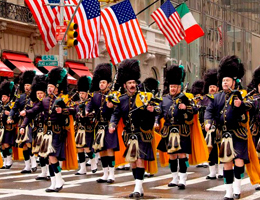 La Saint Patrick à New York