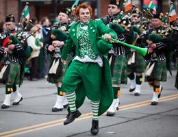 Parade Saint Patrick