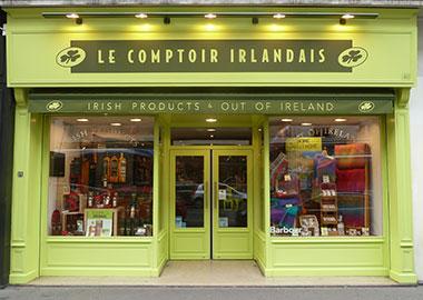 Le Comptoir Irlandais de Caen