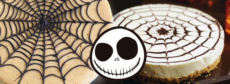 Cheesecake d'Halloween personnalisé
