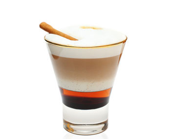 Irish Coffee moderne