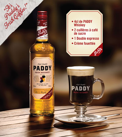 Paddy's Irish Coffee