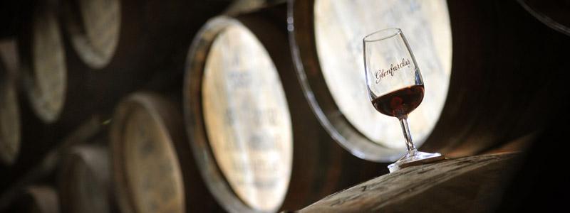 Dégustation de whisky Glenfarclas