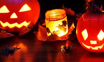 5 idées pour Halloween
