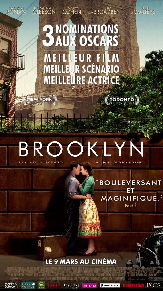 Gagnez Vos Places Pour Le Film Brooklyn