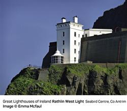 Phare de Rathlin West Light