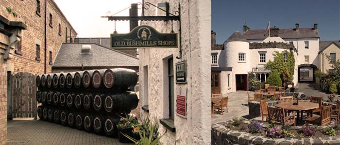 Bushmills Distillery & Village