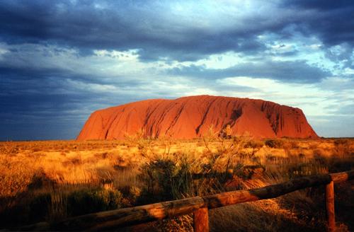 Ayer's Rock - Australie