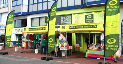 Boutique Comptoir Irlandais