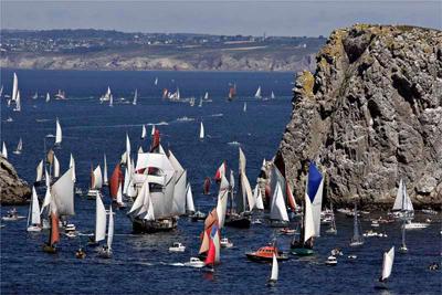 Fêtes maritimes Brest 2016