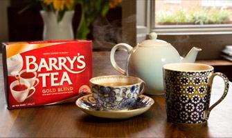 Comment choisir son thé Barry's
