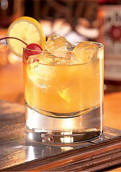 cocktail léger et rafraîchissant