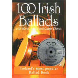 Irish Ballads CD + Booklet Volume 1