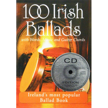 Irish Ballads Livret Volume 1 + CD 1013