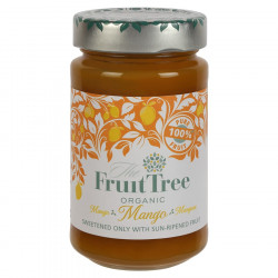 Fruit Tree Organic Mango Spread 250g
