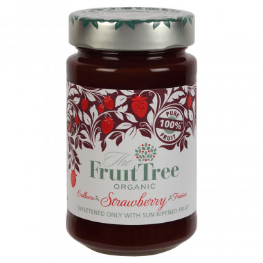 Fraise Fruits Bio 250g Fruit Tree