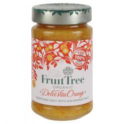 Tartinade Bio à l'Orange Fruit Tree 250g