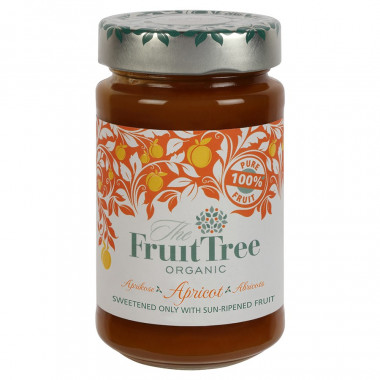 Abricot Fruits Bio 250g Fruit Tree