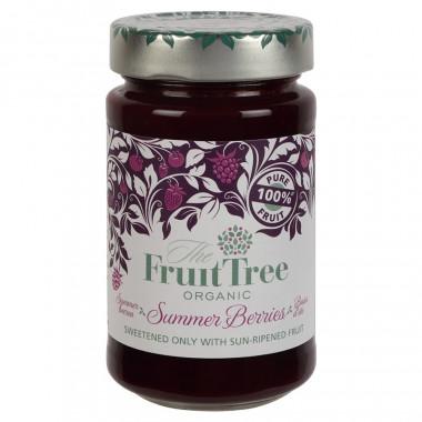 Summer Berries Fruits Bio 250g