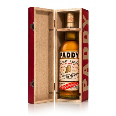 Paddy Centenary Edition 70cl 43°