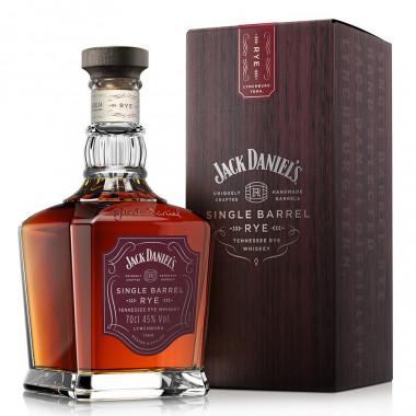 Jack Daniel's Single Barrel Rye 70cl 45°
