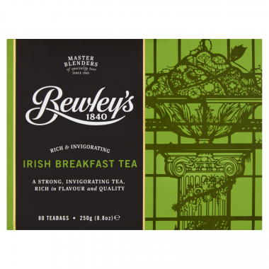 Bewley's Irish Breakfast Tea 80 Teabags 250g