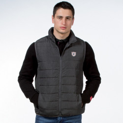Ruckfield Grey Sleeveless Jacket