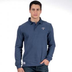 Ruckfield Blue Essential Polo Shirt