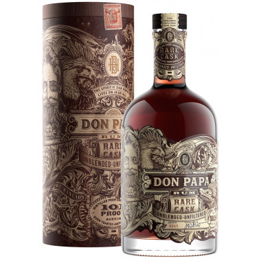 Don Papa Rare Cask Limited Edition 70cl 50.5°