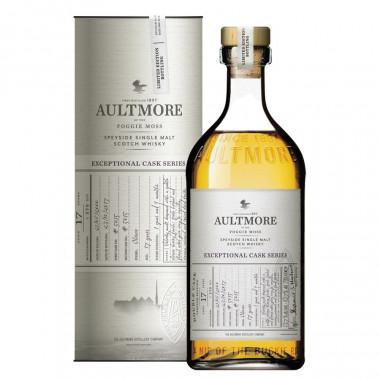 Aultmore 17 ans Edition Limitée 2000 70cl 53.7°