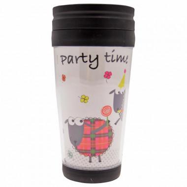 Mug de Voyage Party Time 350ml