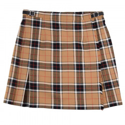 Mini Kilt Femme Camel & Black O'Neil of Dublin