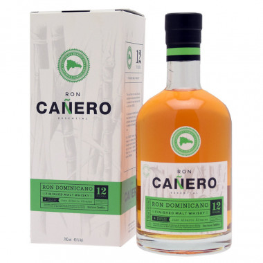 Cañero Solera 12 Single Malt Finish 70cl 43°