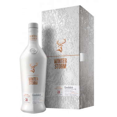 Glenfiddich 21 Years Old Winter Storm batch 2 70 cl 43°