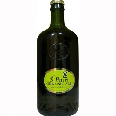 St Peter's Organic Ale 33cl 4.5°