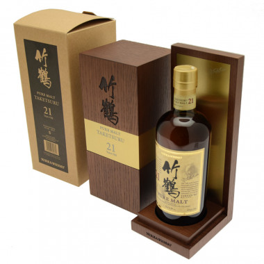 Nikka Taketsuru 21 Years Old 70cl 43°