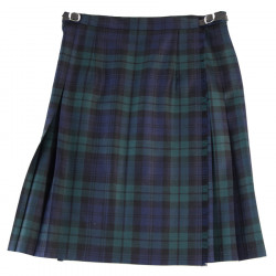 Kilt Midi Blackwatch O'Neil of Dublin
