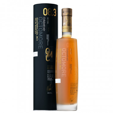 Octomore Masterclass 8.3 Islay Barley 70cl 61.2°